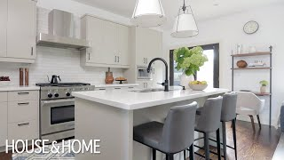 Kitchen Makeover: The Perfect Family Hub