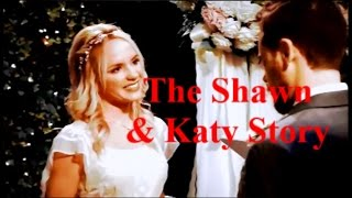 The Shawn and Katy Story with Maya from Girl Meets World