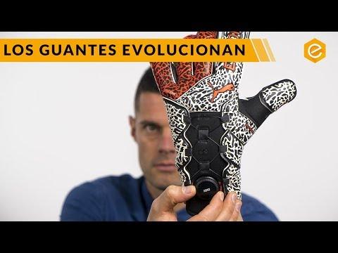 Análisis completo: PUMA evoDISC · Guantes de portero Puma