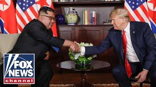 Trump invites Kim Jong Un to meet at the Korean DMZ
