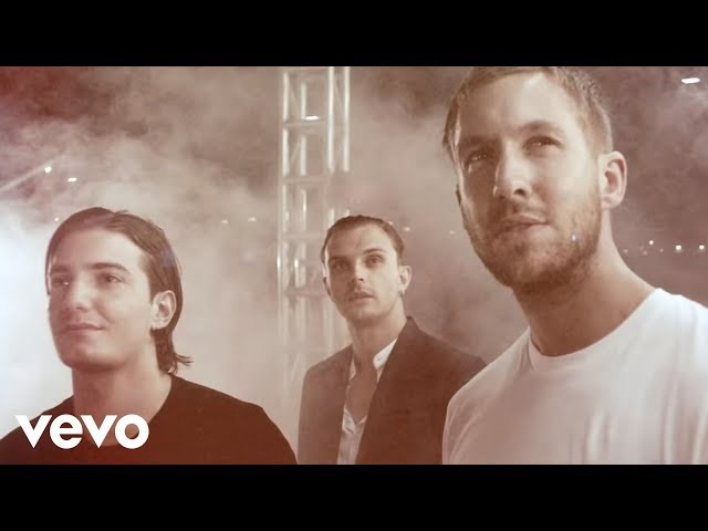 Under Control  (feat. Alesso, Hurts) - CALVIN HARRIS