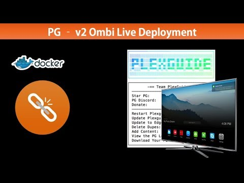 PlexGuide: OMBI & PlexGuide Deployment v1 - смотреть онлайн на Hah Life