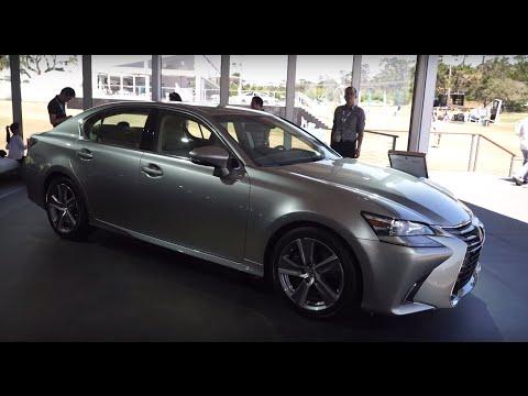 2016 Lexus GS200T First Look