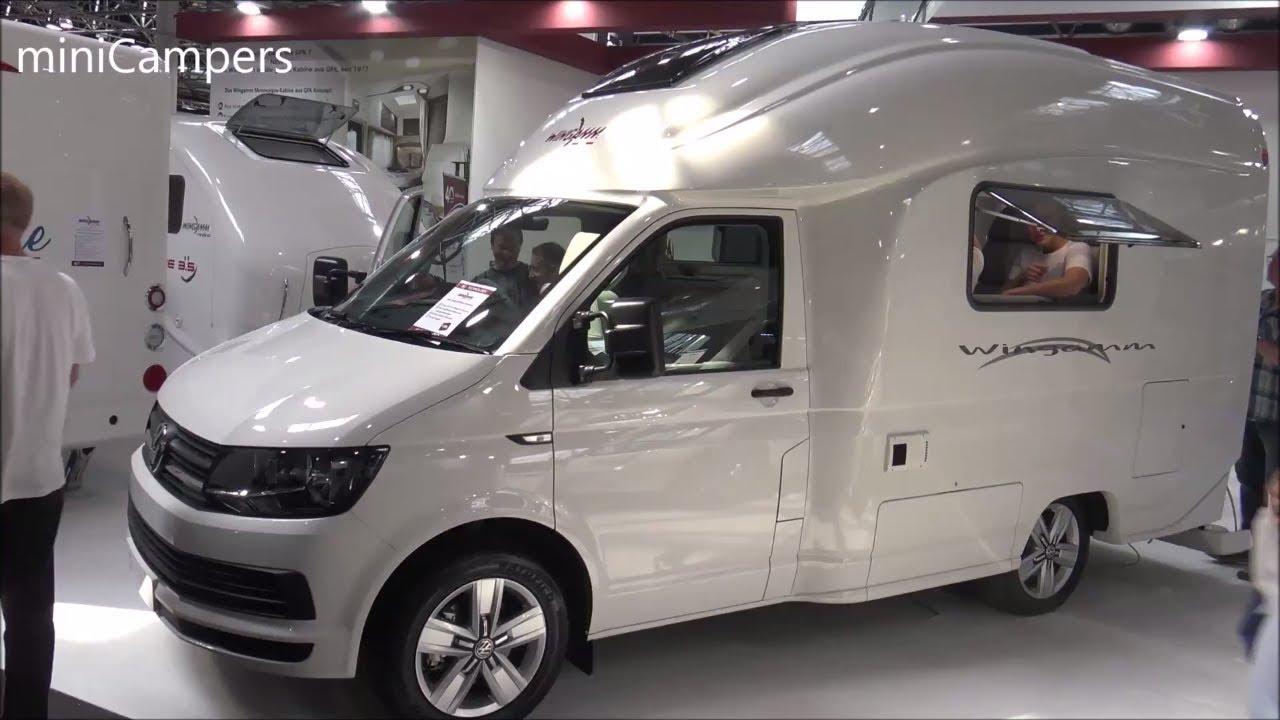 Small Camper – Volkswagen WINGAMM 2018