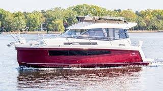 989 Platinum Flybridge - Walkthrough / T&R Yachthandel