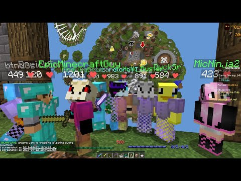 Hypixel Skyblock : Road to Slayer 6