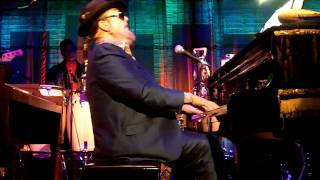 "Dr John performing Professor Longhair's ""Tipitina"" @ SPACE in Chicago"