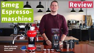 Smeg Espressomaschine ECF01 - Gute Einstiegsmaschine oder teure Kopie?