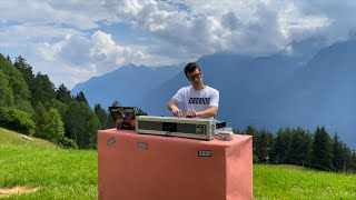Babalos 1 Hour Set In The Swiss Mountains