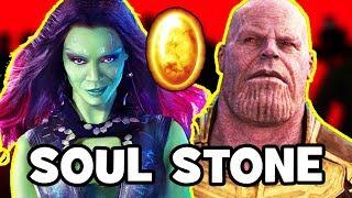 AVENGERS INFINITY WAR Gamora Soul Stone Death Theory Explained