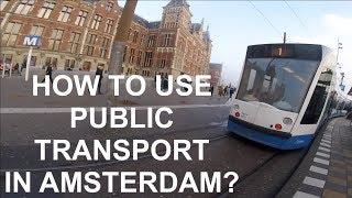 Amsterdam Centraal, Amsterdam