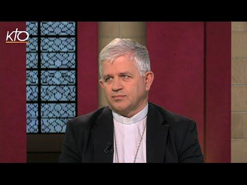 Mgr Olivier Leborgne - Diocèse d'Amiens