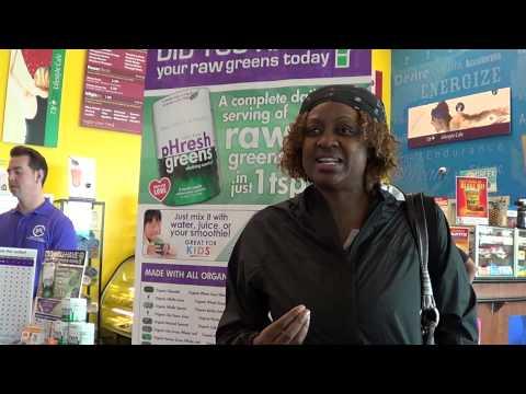 pHresh greens Testimonial