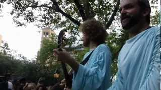Dispatch - Elias - Live Acoustic - Washington Square Park - Up Close!