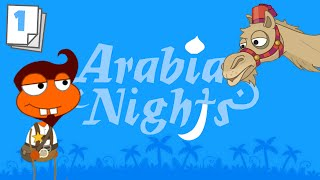 Poptropica Walkthroughs and Cheats -- Arabian Nights (Episode 1)