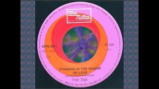 Four Tops ‎– Standing In The Shadows Of Love (1966)