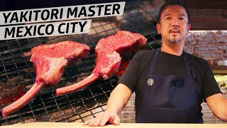 Master Yakitori Chef Shigetoshi Narita is using Mexican Flavors in His Grilled Meat — Omakase