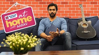 At Home With Big Boss Winner Aarav | Home Is Where Peace Is | JFW At Home