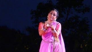 Kathak by Pali Chandra at Mahabalipuram Dance Festival - 3