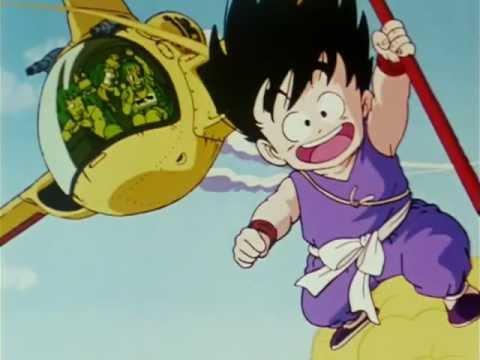 Dragon Ball Original 1986 Opening