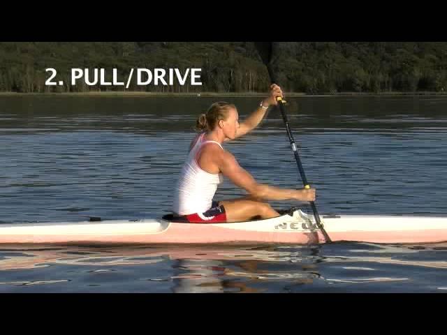 Stroke & Body Technique Module - Canoe Sprint