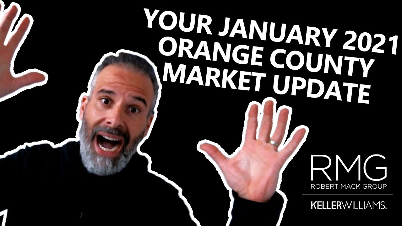 Our Orange County Market Is in Uncharted Territory