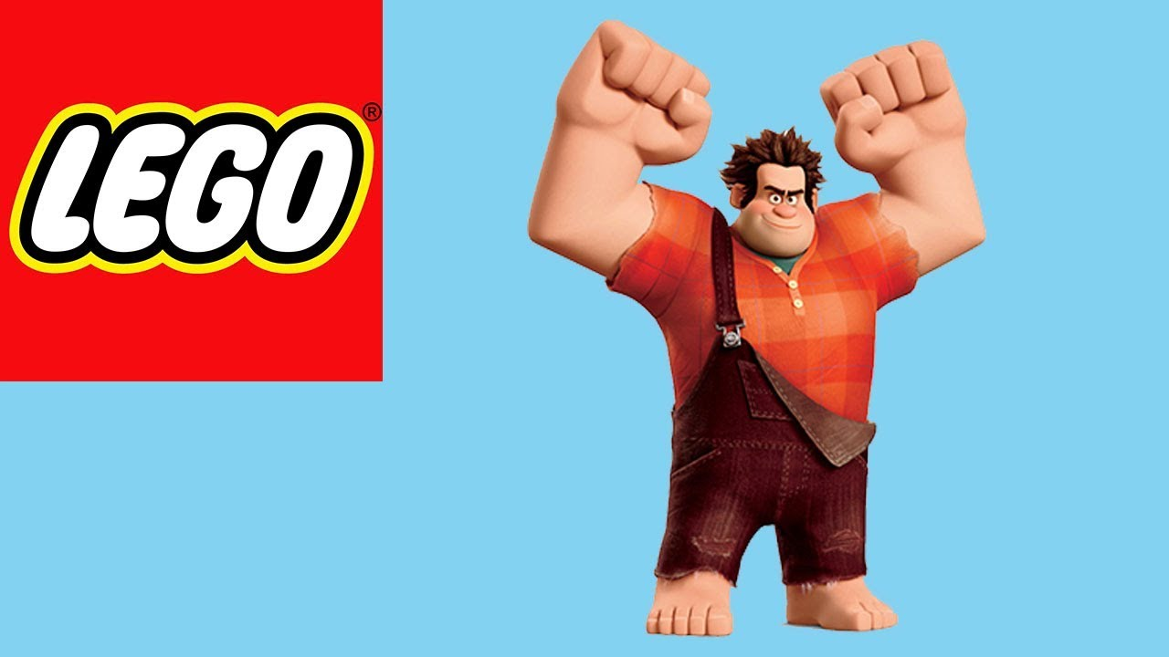 How to Build Lego Wreck-It Ralph