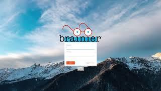 Brainier LMS-video