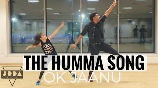 The Humma Song | DANCE | OK Jaanu | Shraddha Kapoor | A.R. Rahman, Badshah @JeyaRaveendran choreo