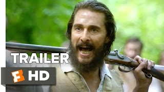 Free State Of Jones Official Trailer 1 2016  Matthew McConaughey War Drama HD