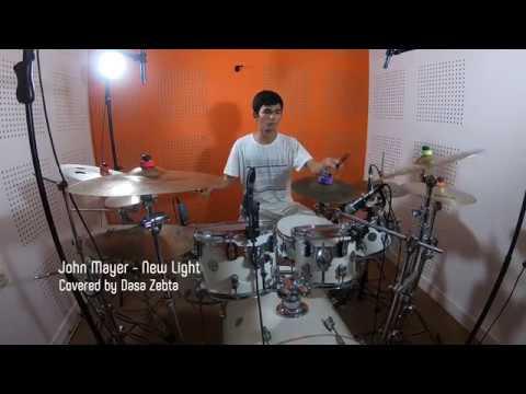 John Mayer - New Light (drum cover)