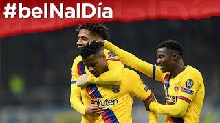 #beINalDía: Ansu Fati, historia y juventud con el Barcelona en Champions