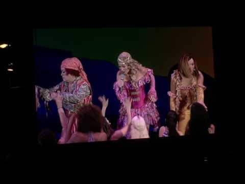 Mamma Mia at the Bowl: Super Trooper