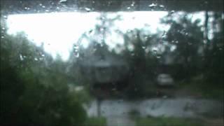 Tuscaloosa Tornado from Home