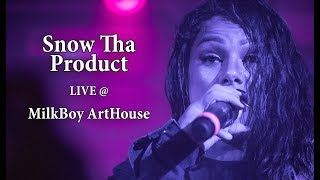 Snow Tha Product - Cali Luv [LIVE @ MilkBoy ArtHouse DC]