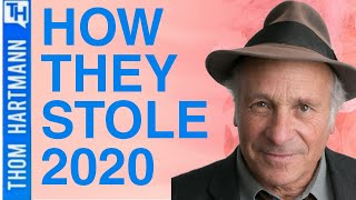 They Won't Rest Until You Can't Vote! (w/ Greg Palast)