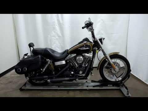 2007 Harley-Davidson Dyna® Street Bob® in Eden Prairie, Minnesota - Video 1