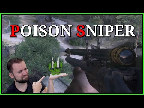 A POISON Sparks Sniper  in a church of chaos - Hunt Full Gameplay