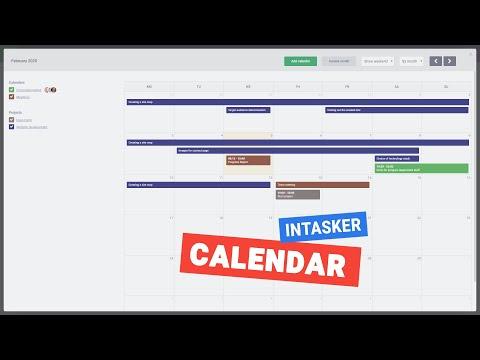 Видеообзор Intasker