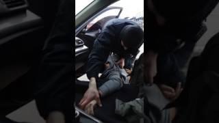 Неправомерные действия сотрудников полиции