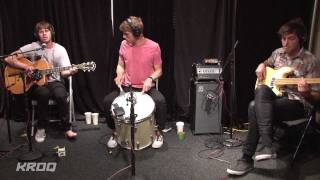 "Foster The People  ""Houdini"" (Live At KROQ)"