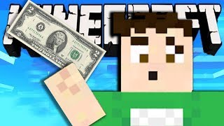 MINECRAFT:  TWO DOLLA BEEILLL (Season 5 Part 4 1.13.1)