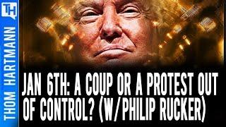 Donald J. Trump's Catastrophic Final Year (w/ Philip Rucker)