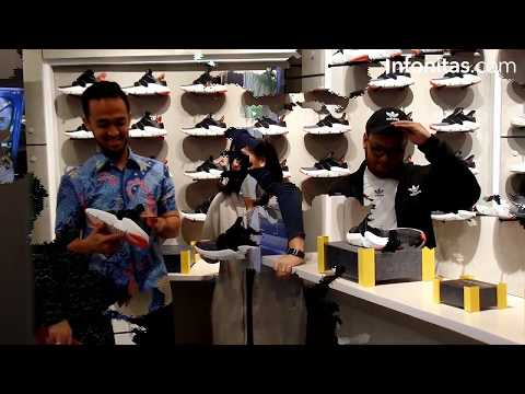 Peluncuran Adidas Prophere Di Our Daily Dose Senayan City