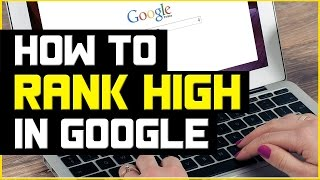 SEO For Beginners 2016 - How to Rank High In Google?