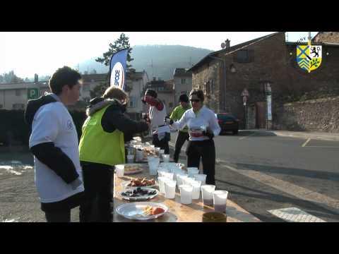 La foulée des Monts d'Or 2011