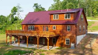 Modular Log Homes By Cozy Cabins