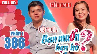 The lady who keeps flirting the man to get married urgently|Viet Xuan - Kieu Oanh|BMHH 386