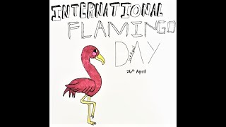 International Flamingo Day 2021. Conversations about flamingo conservation