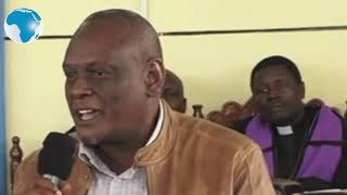 Murathe says President Kenyatta will not hand over power to thieves